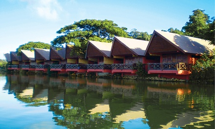 Vanuatu: 4  or 7 Night Tropical Escape For Two with Breakfast, Drinks, Transfers, and Tour at Sunset Bungalows Resort