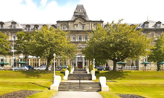 Buxton Palace Hotel Spa Deals