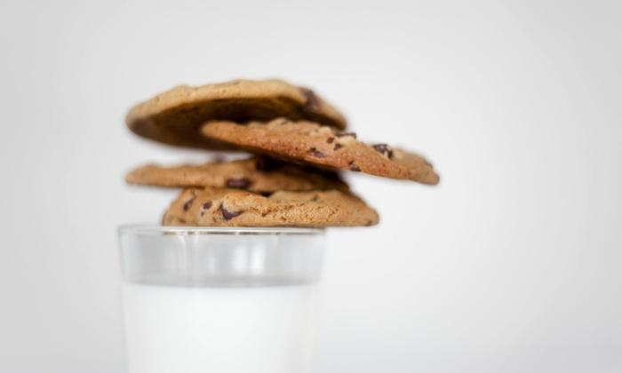 The Flour Shoppe - Glebe - Dows Lake: One Dozen or Two Dozen Gourmet Cookie Samplers at The Flour Shoppe (Up to 43% Off)