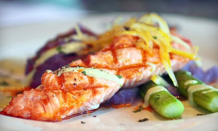 Ursula's Wine Bar & Cafe - White Bear Lake: $35 for Wine and Entrees for Two People ($70 value)