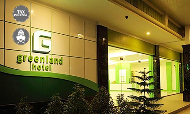 Batam: Greenland Hotel + Ferry 0