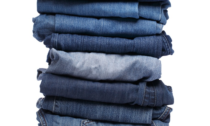Boston Jean  Company - Pennichuck Square Mall: One or Two Pairs of Jeans at Boston Jean Company (Up to 51% Off)
