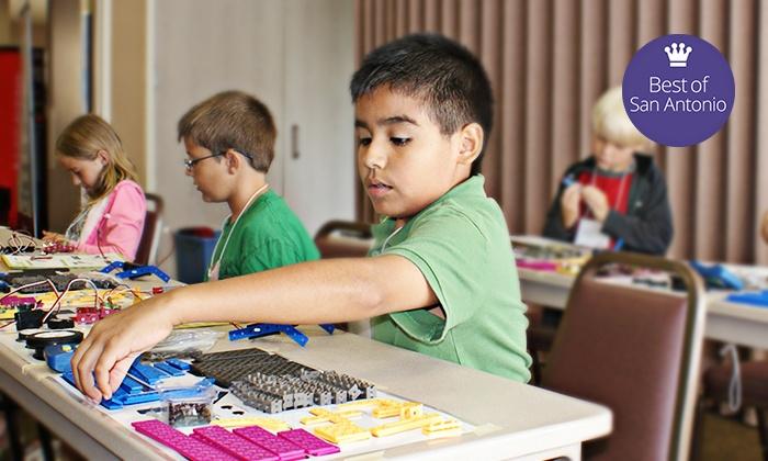 Robots-4-U - Multiple Locations: $159 for a Five-Day Kid's Robotics Summer Camp at Robots-4-U ($399.95 Value)