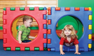 My Gym Children's Fitness Center: Lifetime Family Membership Packages for One or Two at My Gym Children's Fitness Center (Up to 68% Off)