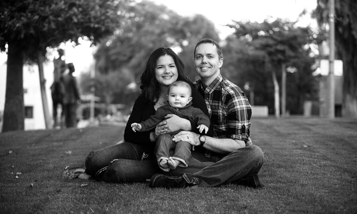 TacC Photography - Phoenix: $49 for an On-Location Family-Portrait Session with Prints from TacC Photography ($165 Value)