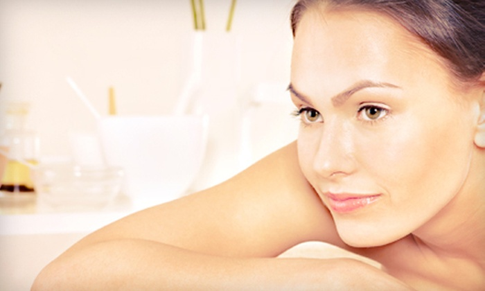 Serenity Luxury Spa - Downtown: 60-Minute Aromatherapy Massage for One or Two at Serenity Luxury Spa (Up to 58% Off)