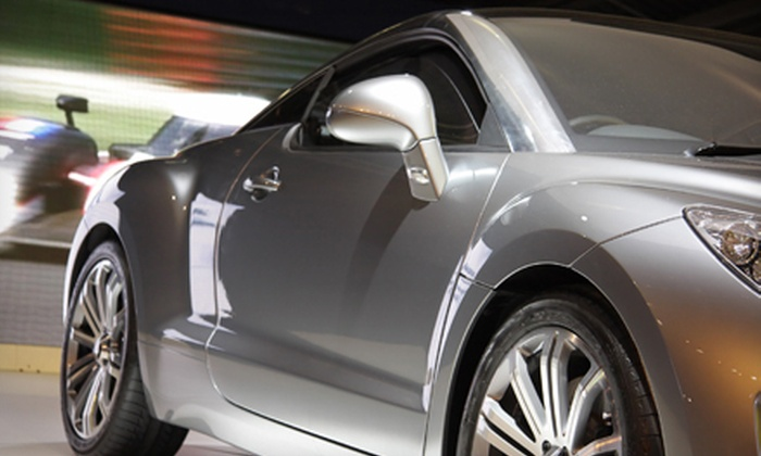 Earth Car Wash - Los Angeles: Mobile Car Wash and Wax with Optional Clay-Bar Treatment from Earth Car Wash (Up to 56% Off)