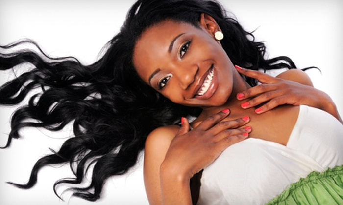 Legendary's Weaving Salon - North Philadelphia East: $150 for a Full Sew-In Weave, Penetrating Treatment, and Shampoo at Legendary's Weaving Salon ($300 Value)