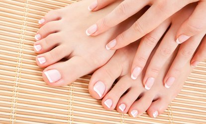 Spa or Express Pedicure at Oak Street Spa (Up to 40% Off)