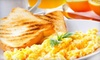 Mozart Cafe - Sunny Isles Beach: Kosher Breakfast for Two or Four at Mozart Cafe (Up to 55% Off)