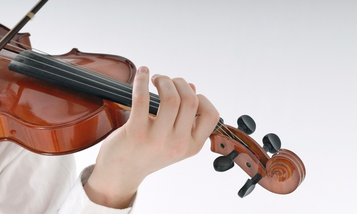 Softspoken Music Notes - Locust Grove: Two or Four 30- or 60-Minute Private Violin or Viola Lessons at Softspoken Music Notes (Up to 70% Off)