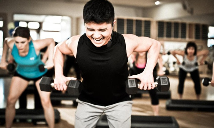 Community Fitness - Multiple Locations: 10 Classes or One Month of Classes at Community Fitness (Up to 55% Off)
