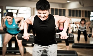 Community Fitness: 10 Classes at Community Fitness (Up to 55% Off)