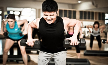 One Month of Unlimited Fitness Classes or 10 Classes at Community Fitness (Up to 55% Off)