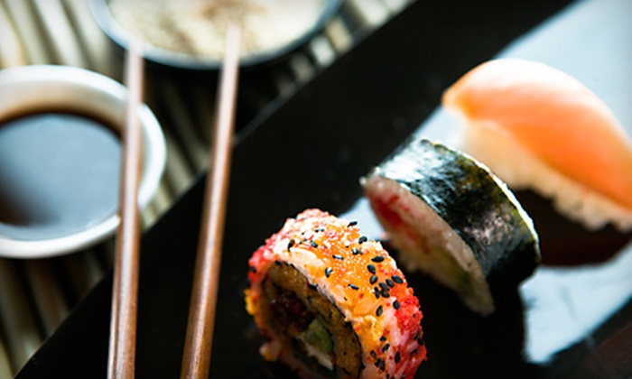 Ido Sushi - West Village: $45 for a Sushi or Sashimi Dinner with Beer or Wine and an Appetizer for Two at Ido Sushi (Up to $94 Value)