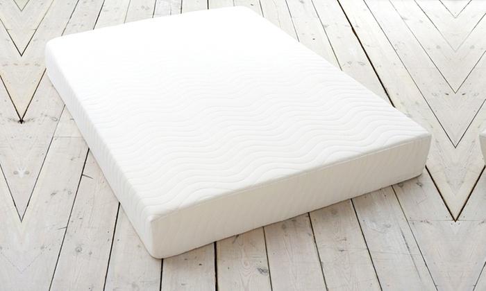 Matras Memory Foam : Memory foam mattress groupon goods