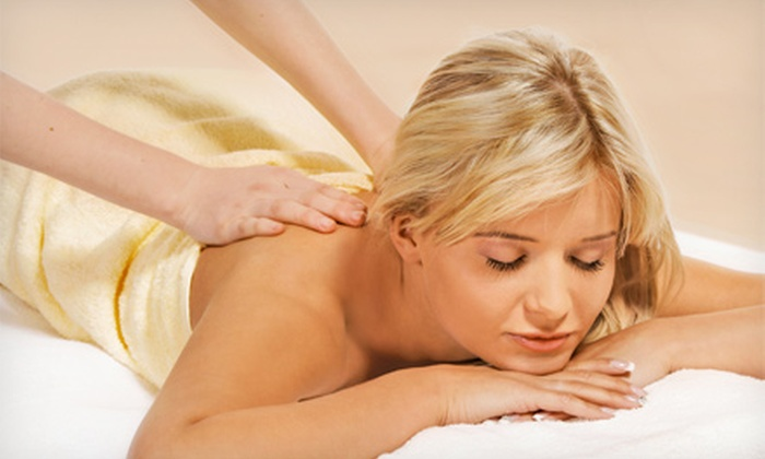 Love Thyself Day Spa - Love Thyself Day Spa - Richardson: 90-Minute Massage for One or Two with Foot Scrub and Back Treatment at Love Thyself Day Spa (Up to 65% Off)