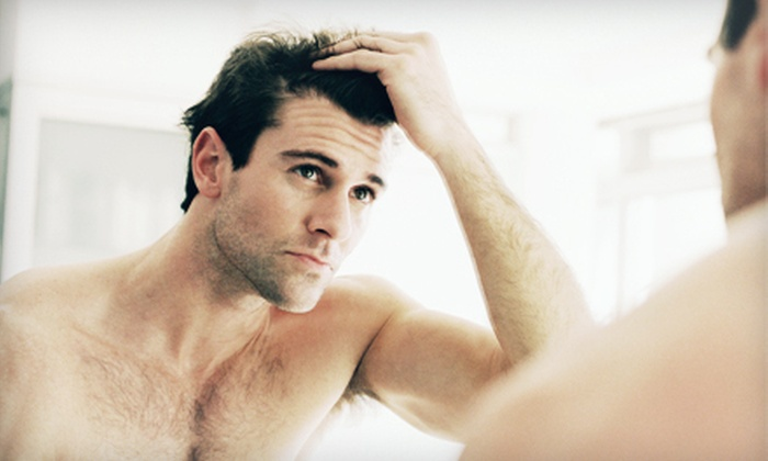 Nu/Hart Medical - Clinton: 8, 16, or 24 Sessions of Laser Hair-Regrowth Therapy at Nu/Hart Medical  (Up to 87% Off)