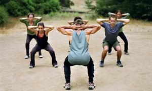 Innertwine Dancefitness: 4-Week Boot Camp from Innertwine DanceFitness  (55% Off)