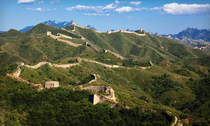 Nexus Holidays - New York City: 10-Day Guided Tour of China from Nexus Holidays with Round-Trip Airfare, Some Meals, and Five-Star Hotel Accommodations