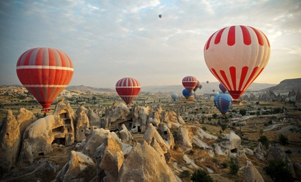 Groupon Deal: 15-Day, 13-Night Guided Tour of Turkey with Airfare from Key Tours