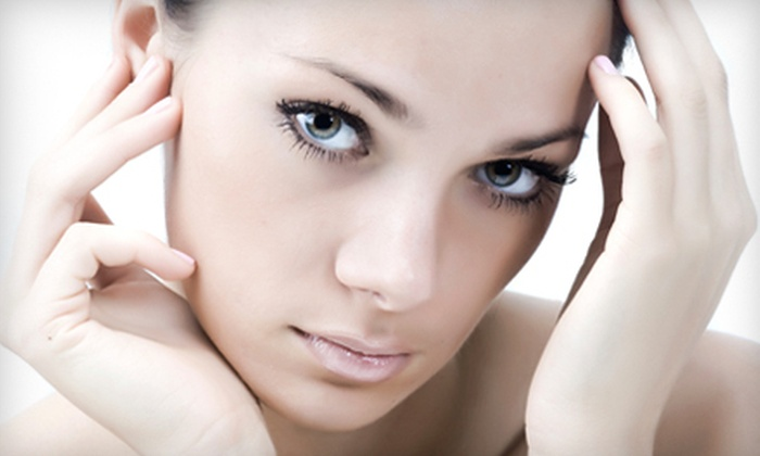 Simply You  - Bridgewater: One or Three Mini Facials and Manicures at Simply You in Bridgewater (Up to 60% Off)
