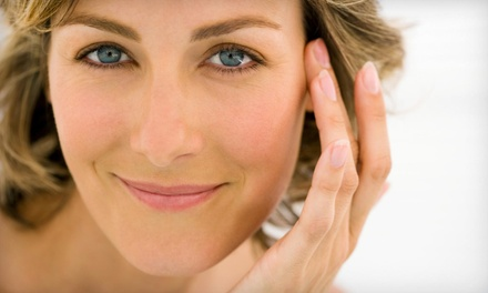 20 Units of Botox, One Syringe of Juvéderm, or Both, or 40 Units of Botox at MI Body Contour (Up to 74% Off)