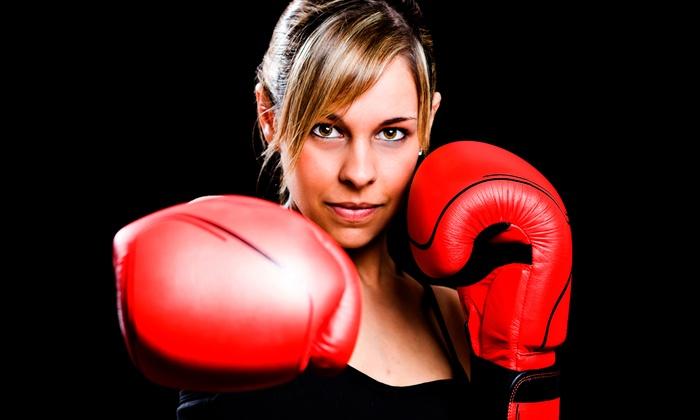 Kickboxing East Village - East Village: 10 or 20 Kickboxing Classes at Kickboxing East Village (Up to 89% Off)