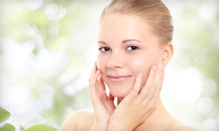 BeneFit Studio - Columbia-Tusculum: One or Three Aveda Plant Facial Peels at BeneFit Studio (51% Off)