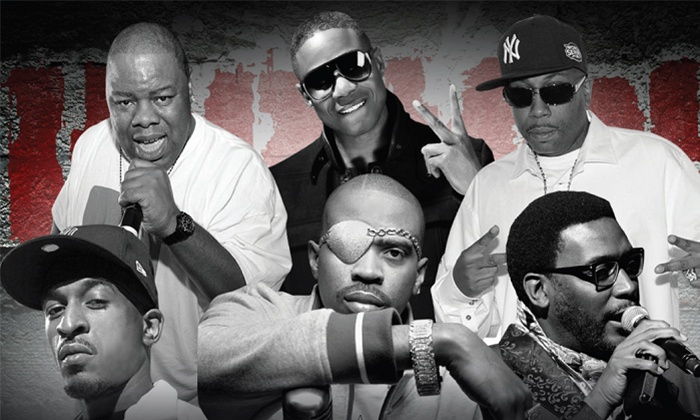 Hip Hop Legends of the Fall with Meet and Greet - NYCB Theatre At Westbury: Hip Hop Legends of the Fall with Doug E. Fresh, Rakim & more, plus Meet and Greet on October 4 (Up to 50% Off)