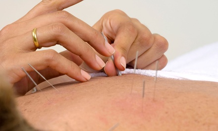 Acupuncture and Massage at Blossom Wellness & Fertility (Up to 77% Off)