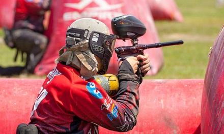 Paintball Package for 1, 5, or 10 with Rental Gear at Extreme Rage Paintball Park of Fort Meyers (Up to 60% Off)