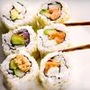 Half Off Asian Food at Mr. Sushi