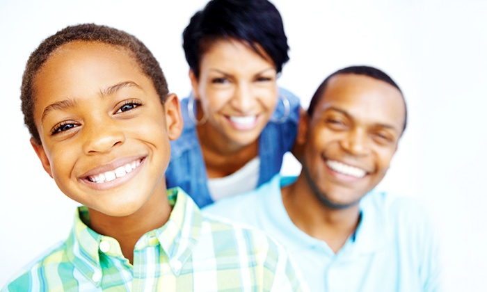Cherry Blossom Family Dentistry - Burleson Town Center: $40 for Dental Exam, Cleaning, and X-rays at Cherry Blossom Family Dentistry ($200 Value)