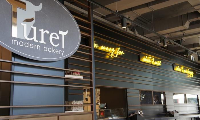 Turet - Torino: Menu con hamburger, pizza o pasta a scelta più dolce e birra al ristorante Turet in Piazza Solferino (sconto fino a 49%)