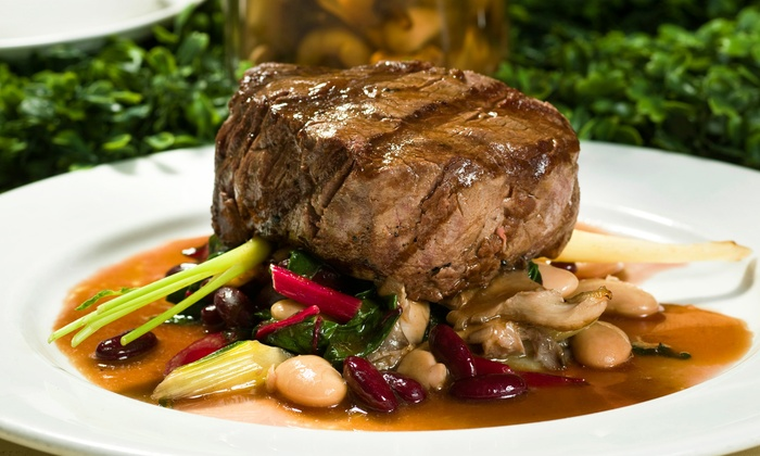 Fillie's Restaurant - Bay Ridge & Fort Hamilton: Fine Dining Dinner for Two or Four at Fillie's Restaurant (Up to 58% Off)