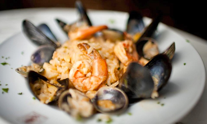 Zero Otto Nove - New York: Italian Dinner for Two or Four at Zero Otto Nove (Up to 46% Off)
