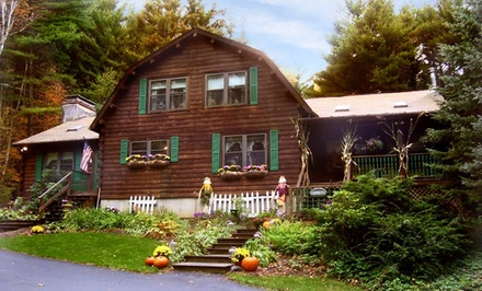 2-Night Stay at Ramblewood Inn in Sheffield, MA