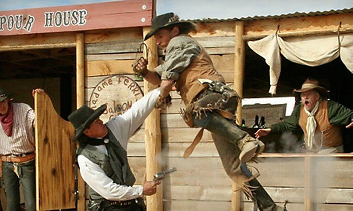 Wild Western Festival - Glendale: Wild Western Festival for Two or Four at Sahuaro Ranch Park on October 19–21 (Up to 53% Off)