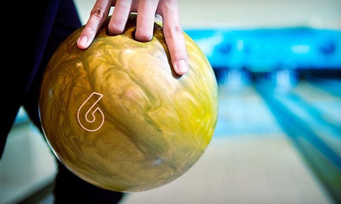 Grand Central Restaurant and Bowling Lounge - Buckman: $25 for Two Games of Bowling with Shoes for Up to Four at Grand Central Restaurant and Bowling Lounge (Up to $44 Value)