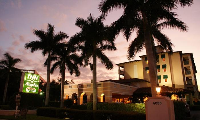 The Inn of Naples - Fort Lauderdale: Stay at The Inn of Naples in Naples, FL
