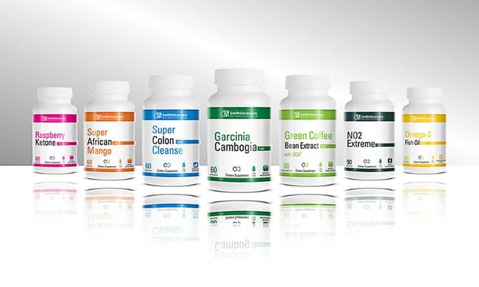 Smith Sorensen Supplements: $25 for $75 Worth of Dietary Supplements from Smith Sorensen. Free Shipping.