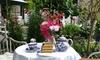 Cream Tea with Garden Entry