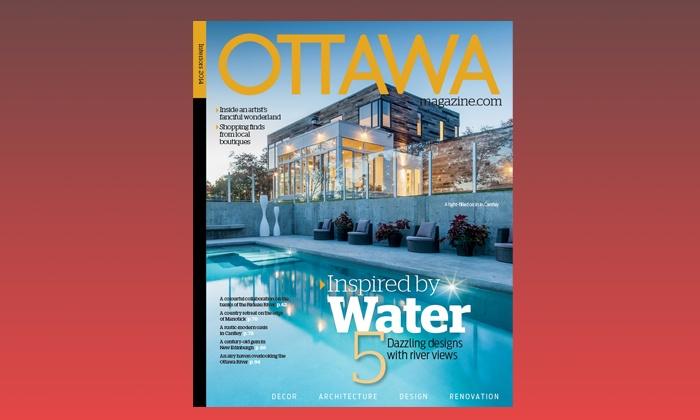 "Ottawa Magazine - Downtown Toronto: C$16.50 for a One-Year Subscription to ""Ottawa Magazine"" (C$30.51 Value)"