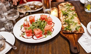 Hotel Chantelle: Drinks and Appetizers or Chef Seth Levine's Dinner Experience at Hotel Chantelle (Up to 53% Off)