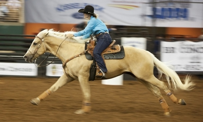 Silver Spurs Rodeo - Silver Spurs Arena:  for Two Tickets to Silver Spurs Rodeo on February 22 or 23  ( Value)