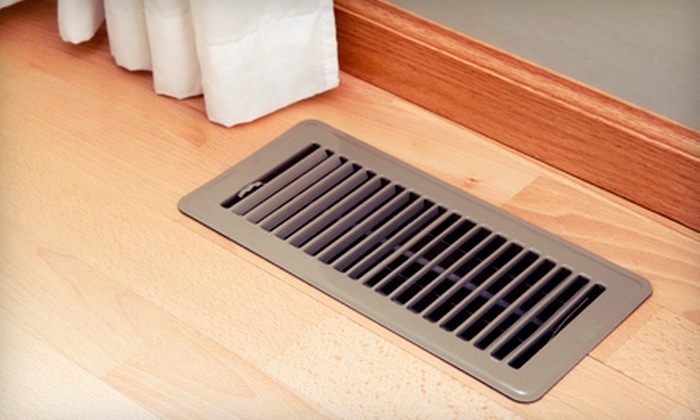 BestClean - Hampton Roads: Whole-House Air-Duct Cleaning with Optional Dryer-Vent Cleaning from BestClean (Up to 86% Off)