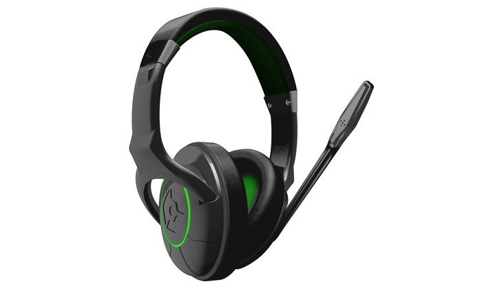 Gioteck AX-1 Stereo Headset for Xbox 360: Gioteck AX-1 Stereo Headset for Xbox 360