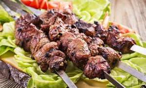 """מסעדת מג'די: מסעדת מג'די הידועה בוויצמן בכפ""""ס: ארוחת שיפודים זוגית ב-99 ₪ בלבד, או ארוחת דגים זוגית רק ב-139 ₪! תקף גם בסופ""""ש"""
