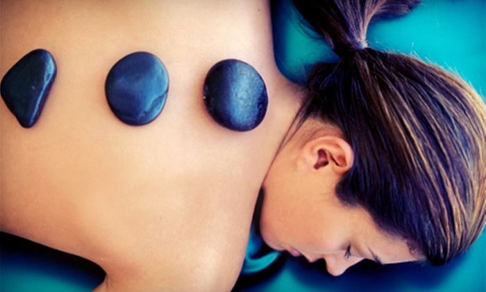 Ra Salon & Spa - Downtown Redmond: One or Three 60-Minute Hot Stone-Fusion Massages or One Stress Fix Massage at Ra Salon & Spa (Up to 51% Off)